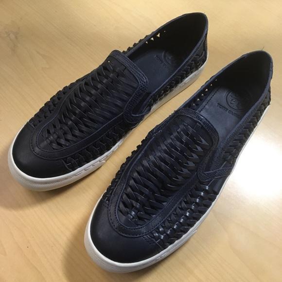 4dc1907e0897 Tory Burch Huarache slip on sneakers